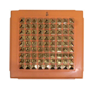 Energy 9x9 - Gold- (PVEN-004)