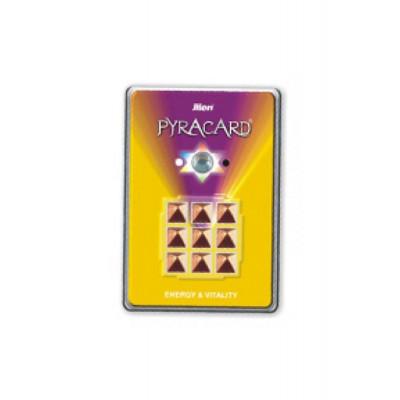 Pyracard - Energy & Vitality Card (PCEV-001)