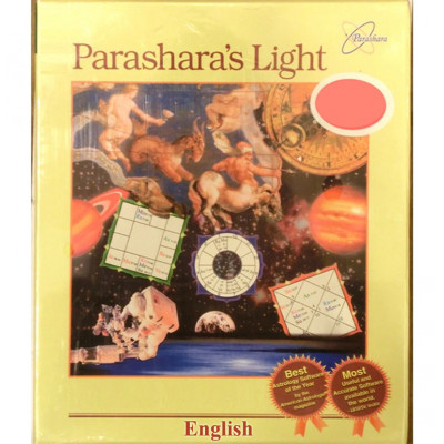 Parashara's Light 9.0 Professional Edition (English Only) Astrology Software (PLAS-013)
