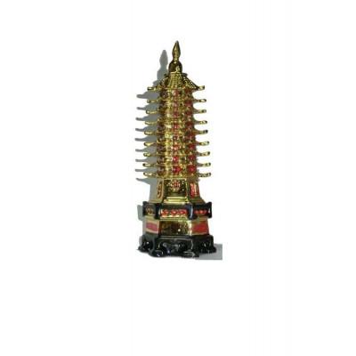 Golden Pagoda / Education Tower