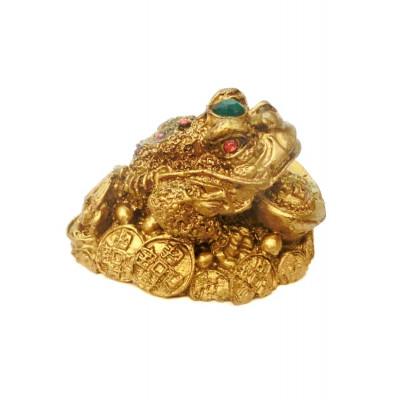 Three legged toad / Frog - 5 cm (FELTO-003)