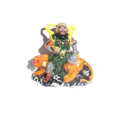 Wealth God in Multi Color - 7 cm (FEWG-001)