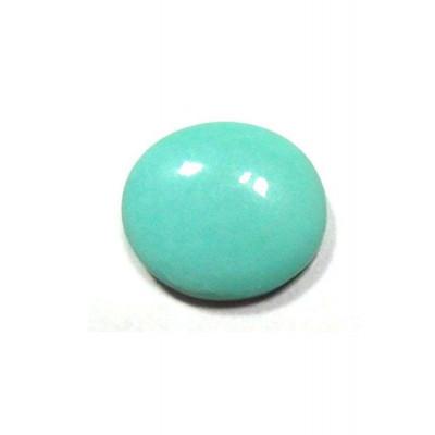 Natural Feroza (Turquoise) Oval Cabochon - 7.95 Carat (FI-14)