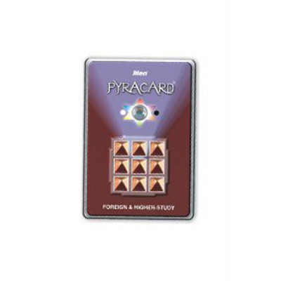 Pyracard - Foreign and Higher-Study Pyramid (PCFH-001)