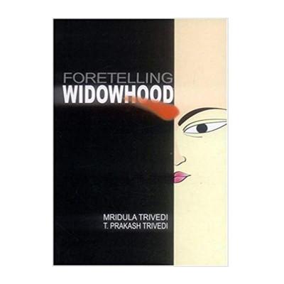 Foretelling Widowhood in English - (BOAS-0606)