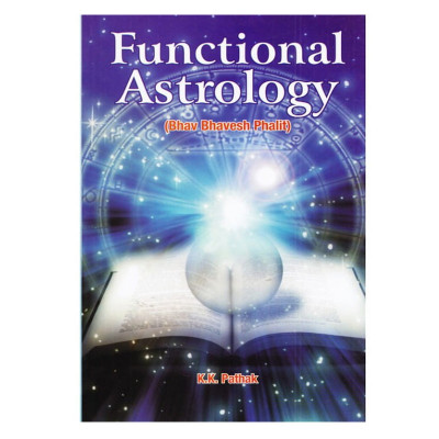 Functional Astrology- Bhav Bhavesh Phalit by K. K. Pathak (BOAS-0268)