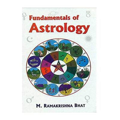 Fundamentals of Astrology in English - Paperback (BOAS-0605)