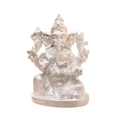 Parad (Mercury) Ganesha / Ganpati -150 Gm-  (PAGN-004)