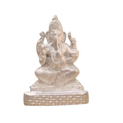 Parad (Mercury) Ganesha / Ganpati -100 Gm-  (PAGN-002)