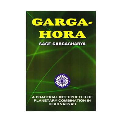 Garga Hora  -Paperback- (BOAS-0678)