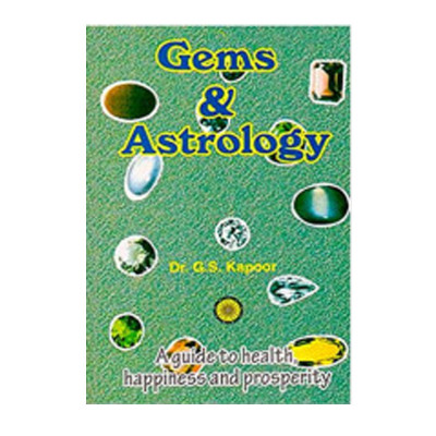 Gems & Astrology  (English) (BOAS-0679)