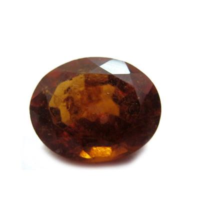Natural Hessonite / Gomed Oval Mix Gemstone 4.75 Carat (GO-11)