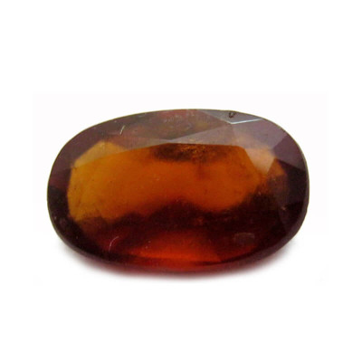Natural Hessonite / Gomed Oval Mix - 4.30 Carat (GO-13)