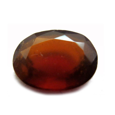 Natural Hessonite/ Gomed Oval Mix Gemstone  3.80 Carat (GO-15)