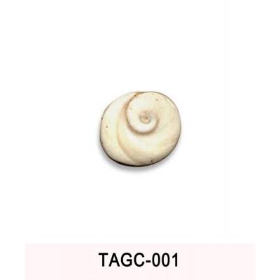 Gomati Chakra- tantra (Set Of 11) - 1 cm (TAGC-001)
