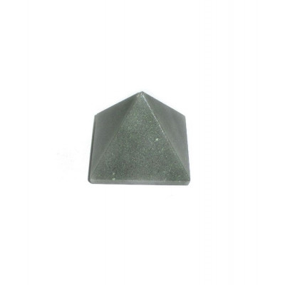 Green Quartz Pyramid - 3 cm (PYGQ-001)
