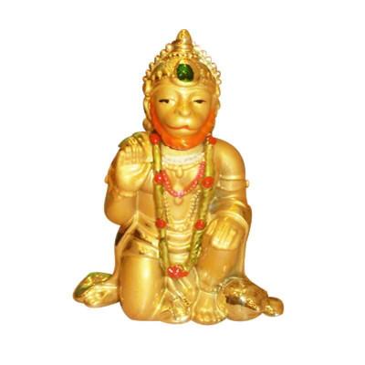 Seated Hanuman - 11 cm (DIHA-001)