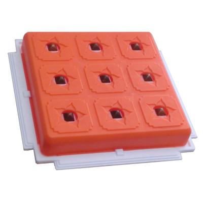 Health 9x9 -Red Pyramid -(PVHR-001)