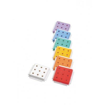 Health 9x9 (Set of 7) Pyramid -(PVHE-001)