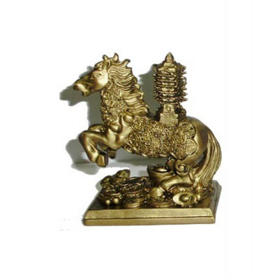 Horse Tower - 12 cm