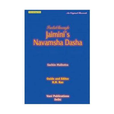 Predict Through Jaimini's Navamsha Dasha by Sachin Malhotra (BOAS-0121)
