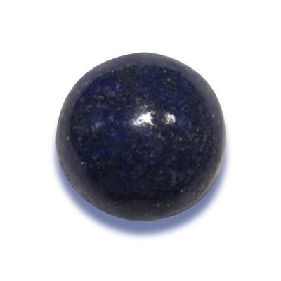 Lapis Lazuli (Lajward) Round Cabochon Gemstone - 26.05 Carat (LA-11)