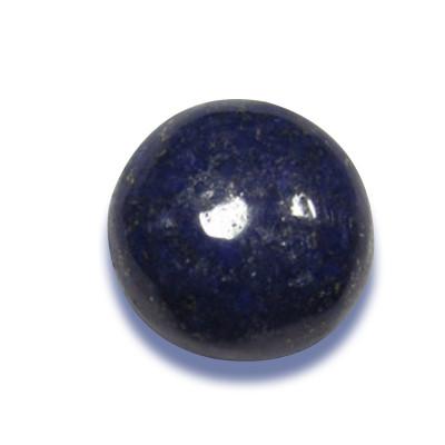 Lapis Lazuli (Lajward) Round Cabochon Gemstone - 28.20 Carat (LA-18)