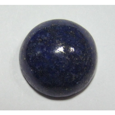 Lapis Lazuli (Lajward) Round Cabochon - 26.05 Carat (LA-11)