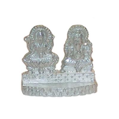 Parad (Mercury) Lakshmi Ganesha - 50 gm- (PALXG-001)