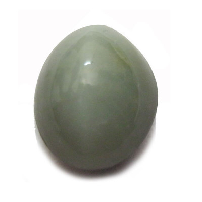 Natural Cat's Eye Gemstone Oval Cabochon - 7.85 Carat (LE-30)