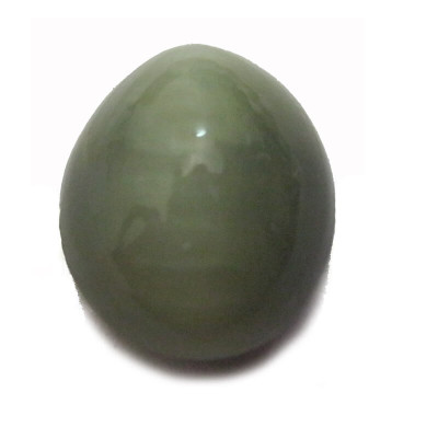 Natural Cat's Eye Gemstone Oval Cabochon - 6.10 Carat (LE-34)