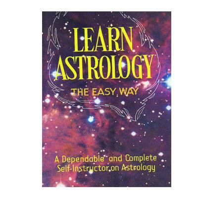 Learn Astrology (The Easy Way) (BOAS-0707)