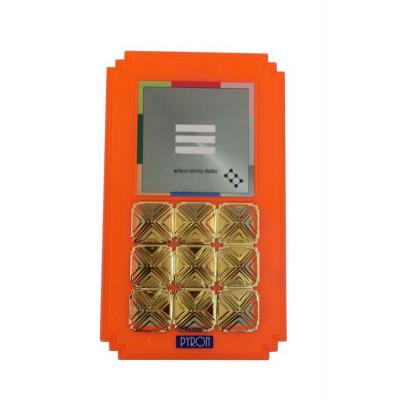 Pyron Gold Metallic-Helpful-Friends (PVPGF-003)