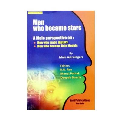 Men Who Became Stars by K N Rao (BOAS-0144)