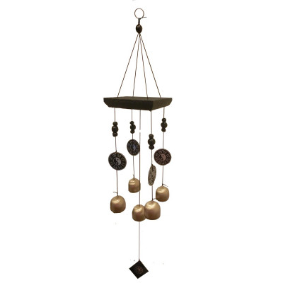 Metallic Wind chime (FEMWC-006)