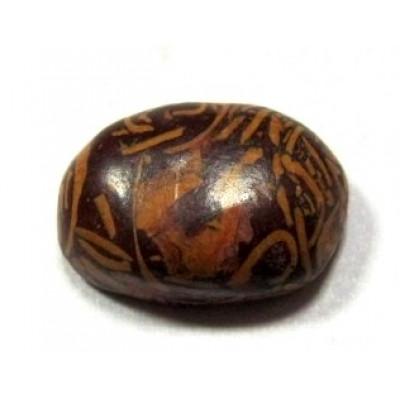 Natural Jasper / Mahe Mariyam Oval Cabochon 10.10 Carat (MM-05)