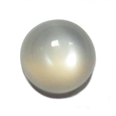 Natural Moonstone Oval Cabochon Gemstone - 4.90 Carat (MS-58)