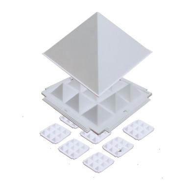 Multier 9x9 – Original (multi-layer pyramid Vastu Yantra) (PVMO-001)