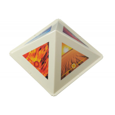 1st Experiment Pyramid -(PVMFE-001)