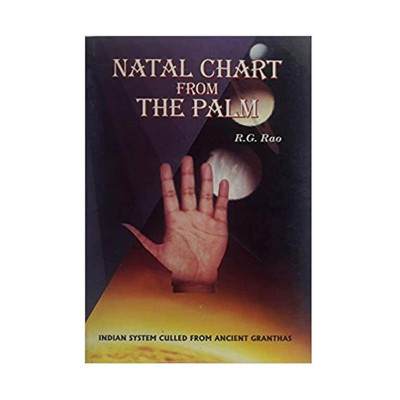 Natal Chart From The Palm (BOAS-0688)