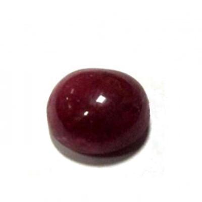 Natural Ruby Manikya - (Chuni) Round Mix Gemstone - 6.90 Carat (RU-26)