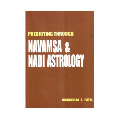 Predicting Through Navamsa And Nadi Astrology in English -(BOAS-0736)
