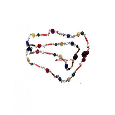 Navratna (Navgraha) Rosary / Mala (MANR-001)