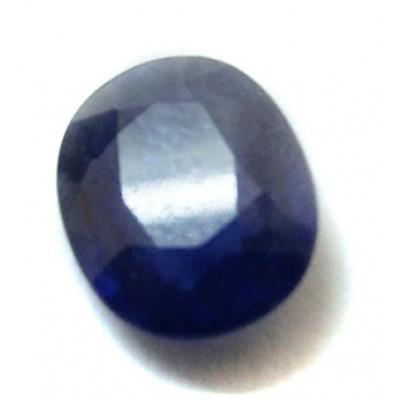 Blue Sapphire (Neelam) Oval Mix - 3.80 Carat (BS-11)