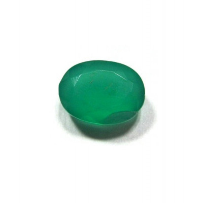 Green Onyx Oval Mix Gemstone - 7.25 Carat (ON-13)