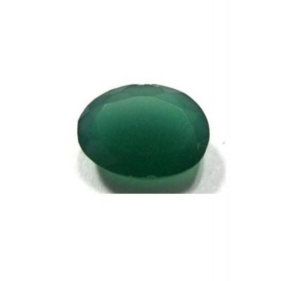 Green Onyx Oval Mix Gemstone - 3.20 Carat (ON-05)