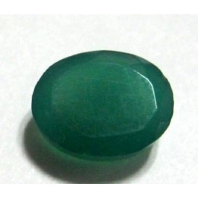 Green Onyx Oval Mix - 3.90 Carat (ON-08)