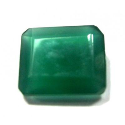 Green Onyx Octagon Step - 3.35 Carat (ON-15)