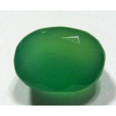 Green Onyx Oval Mix - 4.85 Carat (ON-25)