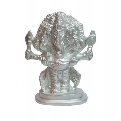 Parad (Mercury) Panchmukhi Ganesh -200 Gm-  (PAGN-006)